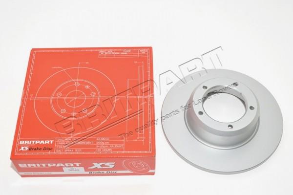 Belüftete Bremsscheibe Defender ab 2007, Range Rover Classic