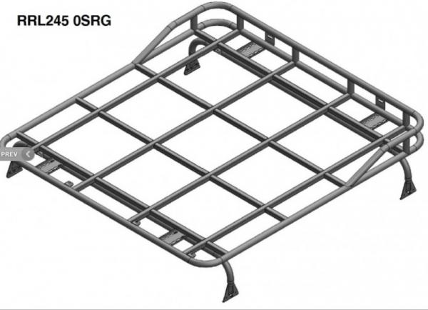 Safety Devices Dachgepäckträger RRL245
