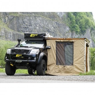 Einhäng Zelt Innenzelt für Markise Straight 2,5x2m horntools
