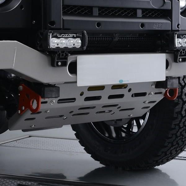 Unterfahrschutz Leichtbau Defender von Bowler Land Rover