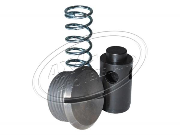Oilpressure Reliefvalve