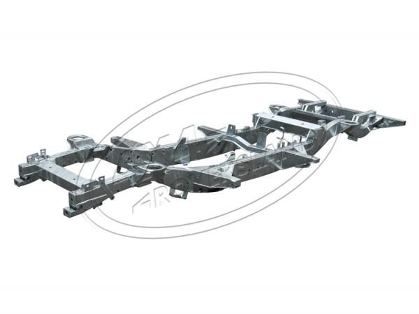 Rahmen Defender 110 TD5 KVD500730
