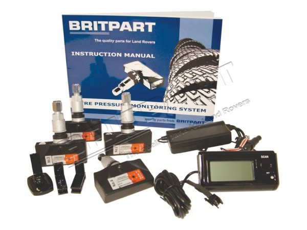 Reifenluftdruck Monitoring-System