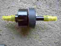 Viscokupplung Freelander 1 tor000010 GKN Land Rover