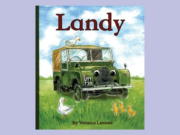 Landy, Veronica Lamond, Bilderbuch Solihull
