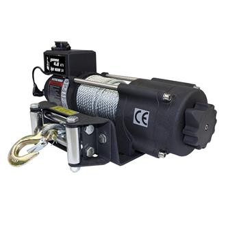 Seilwinde 2,0to Gamma 4.6 ATV 24V horntools Elektrowinde