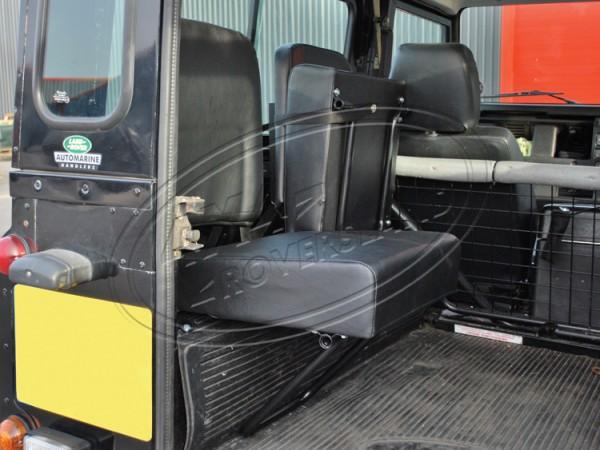 Hinterer Sitz Defender 90 Land Rover