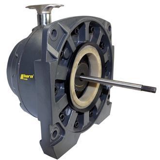 Seilwinden Getriebe komplettmit Gehäuse für HSW17500
