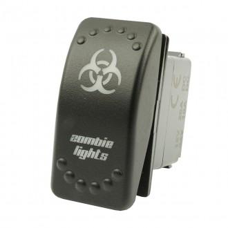Wippenschalter ZOMBIE LIGHTS horntools Offroad Switch Wipp Schalter mit LED Beleuchtung horntools Ro