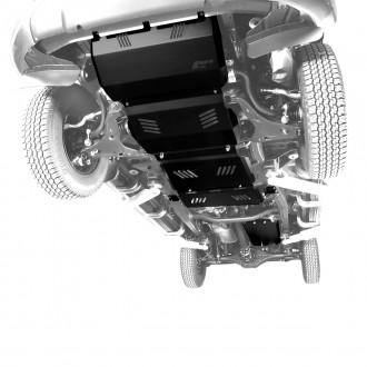 Unterfahrschutz Mitsubishi L200 Schalter Set Stahl Bj.08/2015- KJ0T horntools