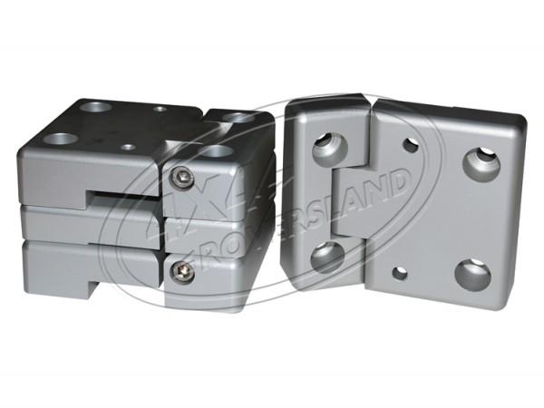 Aluminium Türscharniersatz vordere Defender Türen, Serie 3, Land Rover