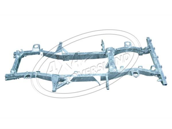 Verzinkter Rahmen 2.5D/TD/200tdi