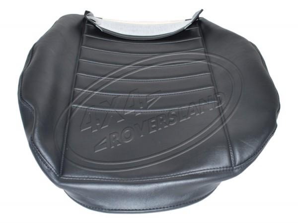 Sitzbezug Defender 90 schwarz Sitzkissen