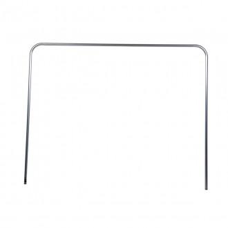 Dachzelt Bogen Aluminium für 140cm Zelte