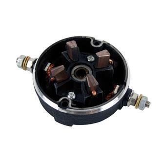 Seilwinden Kohlen mit Halterplatte Elektromotor HPB2000