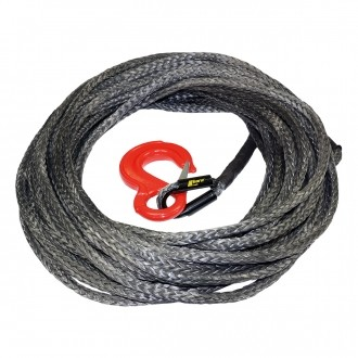 hornrope 12mm 50m 10000 kg Kunststoffseil für Seilwinden Kunstfaserseil Offroad
