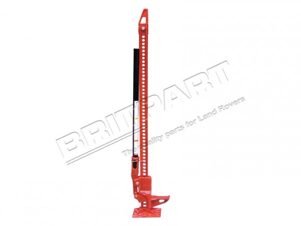 HI-LIFT JACK 48 RED Defender Land Rover Wagenheber