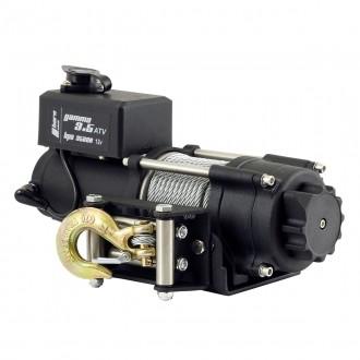 Seilwinde 1,6to Gamma 3.5 ATV 24V horntools Elektrowinde