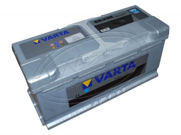 Batterie Lucas