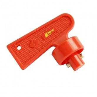 Trennschalter Ersatzschlüssel für H0100 Not-Aus 500 A Knochen