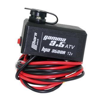 Seilwinden Steuerbox HPA3500 12V Relais horn Elektrowinde Kontaktor