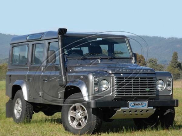 Safari Schnorchel Defender TD5 und TD4 Land Rover