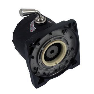 Seilwinden Getriebe komplett mit Gehäuse für HSW12000