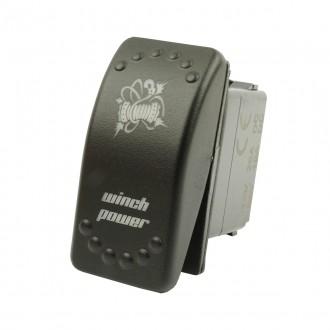 Wippenschalter WINCH POWER II horntools Offroad Switch Wipp Schalter mit LED Beleuchtung horntools R