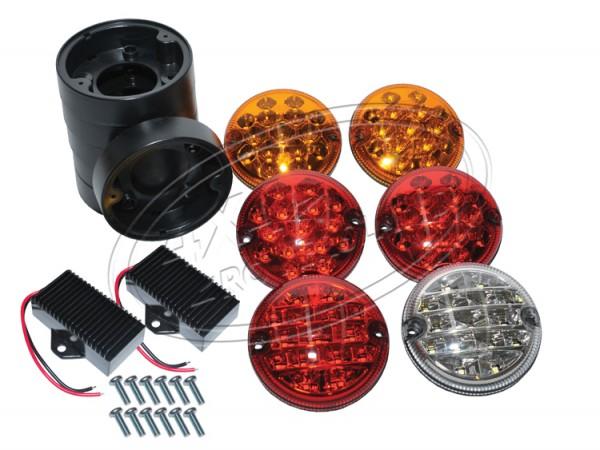 LED Lampen Umrüstkit für Defender Land Rover NAS, Neu im Programm