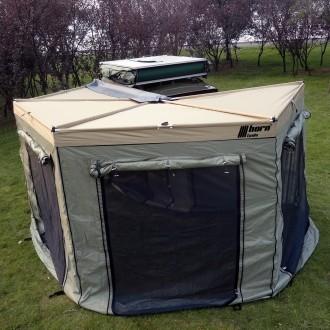 Einhäng Zelt Innenzelt für Markise Eaglewing 2,5x2,5m horntools