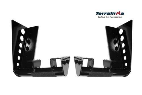 Stoßstange Defender HD Bumper hinten, Terrafirma TF571 Land Rover