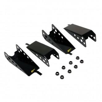 Unterfahrschutz Suzuki Jimny Aufnahme Längslenker Stahl 4x4 Zubehör horntools