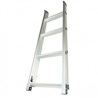 Dachzelt Leiter komplett