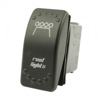 Wippenschalter Roof lights horntools Offroad Switch Wipp Schalter mit LED Beleuchtung horntools Rock