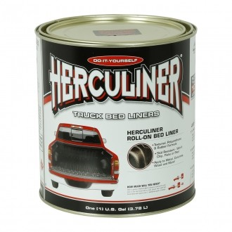 Herculiner 7m2 schwarz Zusatzdose Beschichtung für Ladefläche Ladewanne Beschichtung Pickup Bedliner