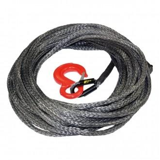 hornrope 10mm 50m 7000 kg Kunststoffseil für Seilwinden Kunstfaserseil Offroad