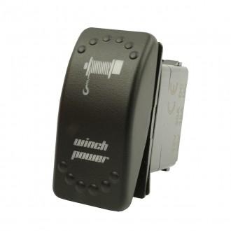 Wippenschalter Winch Isolator horntools Offroad Switch Wipp Schalter mit LED Beleuchtung horntools R