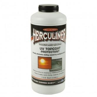 Herculiner 7m2 UV Schutz Beschichtung für schwarzen Herculiner Topcoat