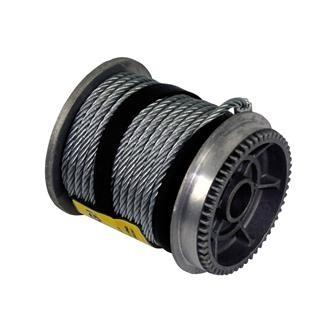 Seilwinden Seil Trommel mit Drahtseil für HPA3500 horntools