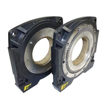 Seilwinden Trommelhalterung Motor & Getriebe für HSW17500