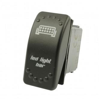 Wippenschalter LED Light Bar horntools Offroad Switch Wipp Schalter mit LED Beleuchtung horntools Ro