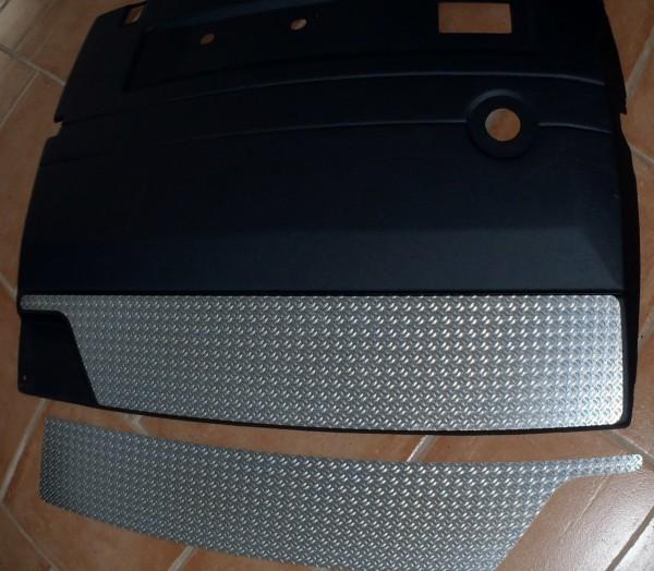 Türverkleidungsschutz Riffelbleche Defender Land Rover Innenausstattung, Land Rover Ersatzteile