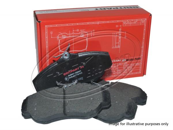 Bremsbeläge Range rover P38, OEM Produkte XS, Land Rover