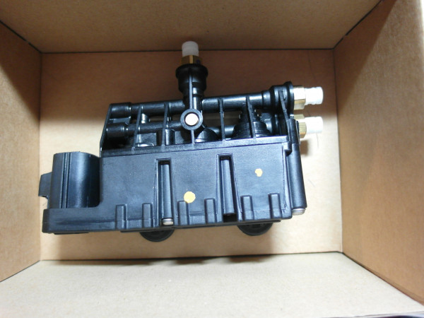 EAS Luftfederventilblock, Hinterachse, Land Rover Discovery 3 und 4, und Range Rover Sport